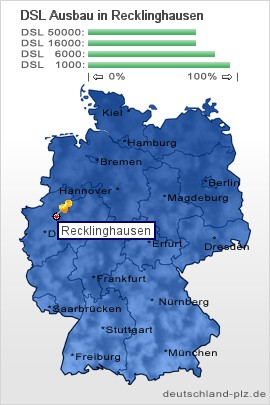 recklinghausen, deutschland